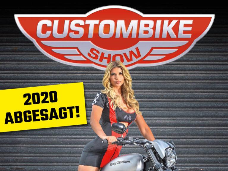 Custombike-Show 2020 abgesagt
